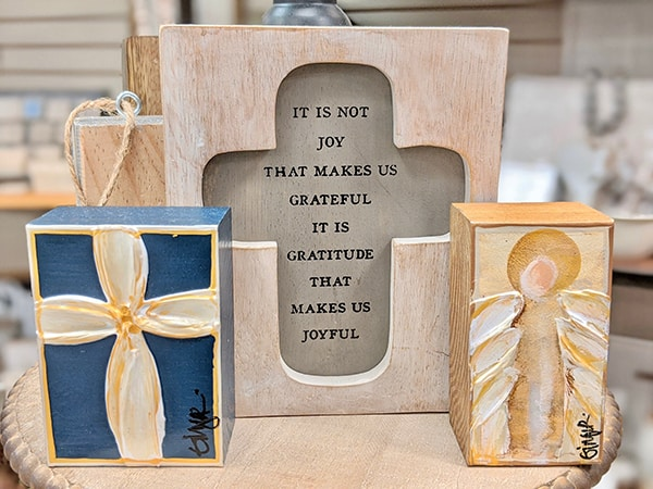 Cross and Prayer Box Gifts