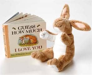 Guess How Much I Love You Books & Baby Gifts