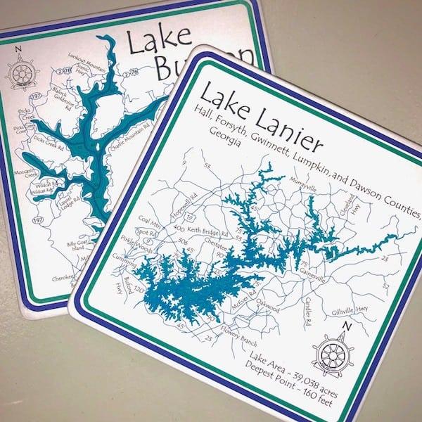 Lake Coasters