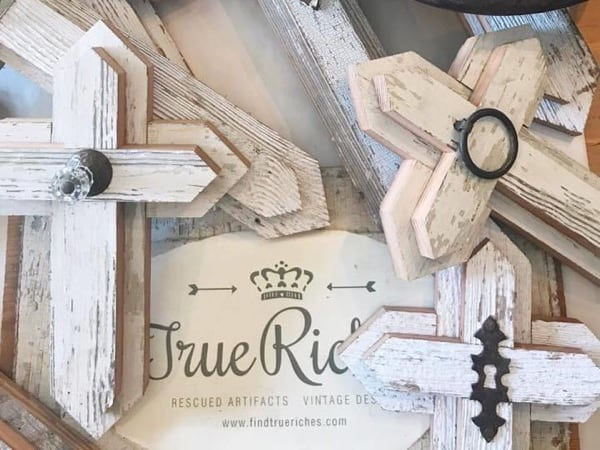 True Riches Decorative Crosses